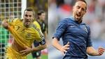 Eurocopa 2012: Francia venció 2-0 a Ucrania