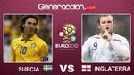 Eurocopa 2012: Inglaterra se enfrenta a Suecia en un esperado encuentro