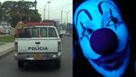 Trujillo: Payaso robó 30 mil soles de un banco en 3 minutos