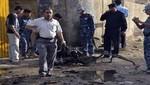 Irak: Doble atentado deja al menos 14 muertos en Bagdad