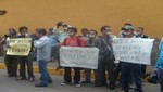 Cajamarca: Periodistas protestan por agresiones de parte de agentes policiales