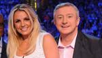 Britney Spears y Louis Walsh crean un lazo de amistad en Factor X