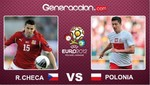 Eurocopa 2012: Polonia busca la clasificacin ante Repblica Checa