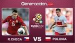 Eurocopa 2012: Polonia busca la clasificación ante República Checa