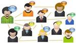 Empresas viven de las redes sociales