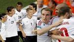 Eurocopa 2012: Alineaciones de Alemania y Dinamarca