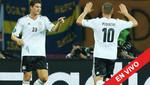 Eurocopa 2012: Alemania 2-1 Dinamarca