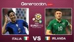 Eurocopa 2012: Italia enfrenta a Irlanda con la consigna de clasificar a cuartos de final