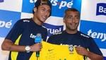Romario afirma que Neymar no está al nivel de Lionel Messi