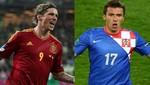 Eurocopa 2012: Conozca las alineaciones del choque entre España vs. Croacia