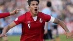 El 91% de peruanos opina que Guerrero es el más comprometido en la selección