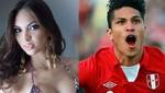 [VIDEO] Exmiss Natalie Vértiz no niega relación con Paolo Guerrero