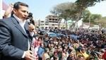 Presidente Humala: es incorrecto que Cajamarca use mujeres embarazadas en protestas