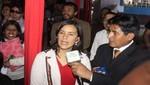 Verónika Mendoza: el ministerio de Salud detectó metales en aguas de Espinar