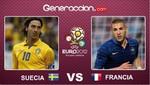 Eurocopa 2012: Francia choca con Suecia pensando en la clasificación