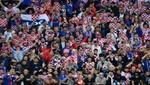 Eurocopa 2012: Croacia será multada por la UEFA por racismo de sus hinchas