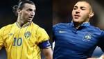 Eurocopa 2012: Suecia venció 2-0 a Francia