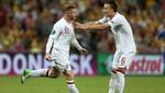 [VIDEO] Disfrute de las mejores imágenes del triunfo de Inglaterra sobre Ucrania