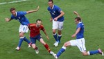 [VIDEO] Eurocopa 2012: Comparan a Andrés Iniesta con Oliver Atton