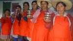 Usuarias de Juntos producen mermeladas que cautivan a huancabambinos