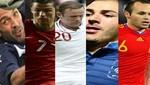 [FOTOS] Eurocopa 2012: Conozca a los mejores jugadores de los cuartos de final