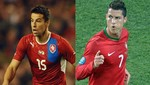 Eurocopa 2012: Cristiano Ronaldo y Milan Baros se ven las caras hoy