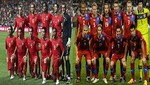 Eurocopa 2012: Conozca las alineaciones del partido entre Repblica Checa vs. Portugal