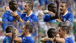 Eurocopa 2012: Bonucci afirma que Balotelli le dio las gracias por taparle la boca