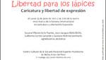 Caricaturistas internacionales debatirán en Lima sobre libertad de expresión