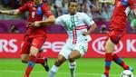Eurocopa 2012: Nani afirma que Portugal fue superior a República Checa