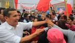 Ollanta Humala saludó que Newmont haya aceptado propuesta del Gobierno