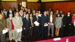 UNI financiará con S/. 330 mil a 11 proyectos de alcance social, económico y ambiental