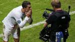 [VIDEO] Eurocopa 2012: Cristiano Ronaldo dedicó gol ante República Checa a su hijo