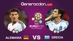 Eurocopa 2012: Alemania enfrenta a Grecia por los cuartos de final