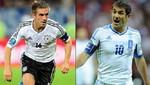 Eurocopa 2012: Alemania goleó 4-2 a Grecia y clasificó a las semifinales