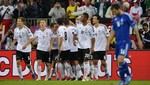 [VIDEO] Eurocopa 2012: Reviva la goleada de Alemania (4-2) sobre Grecia