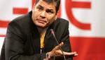 Rafael Correa: Ecuador no reconocerá otro presidente que no sea Fernando Lugo