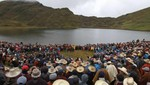Yanacocha se comprometió a aceptar medidas impuestas por el Gobierno