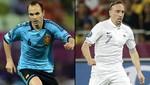 [FOTOS] Eurocopa 2012: España vs Francia el clásico por la semifinal