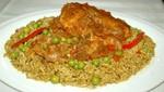 El arroz con pato