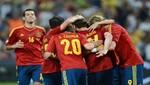 [FOTOS] Eurocopa 2012: reviva el triunfo de España sobre Francia por 2 a 0