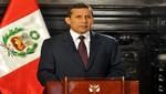 Ollanta Humala señaló que proyecto Conga deberá garantizar el agua para su ejecución