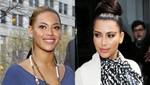 [FOTOS] Beyoncé cambia a Gwyneth Paltrow por Kim Kardashian