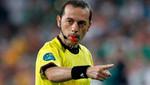 Eurocopa 2012: Lista de árbitros para las semifinales del torneo