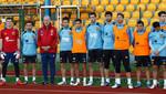 Selección española guarda minuto de silencio en sus entrenamientos por muerte de Miki Roqué