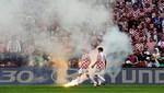 Eurocopa 2012: Croacia y Portugal fueron multados por mal comportamiento de sus hinchas