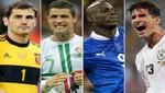[FOTOS] Eurocopa 2012: Conozca a las figuras de la etapa semifinal