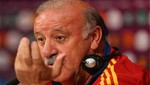Eurocopa 2012: Del Bosque afirma que España se juega el partido de su vida ante Portugal