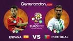 Eurocopa 2012: España y Portugal disputan la primera semifinal del torneo