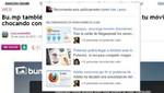 Botón +1 de Google+ muestra recomendaciones de contenido de un sitio